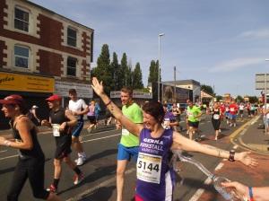 Leeds 10k 2013