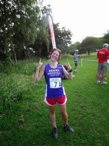 Golden Acre relay 2013