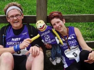 Leeds Country Way relay 2013