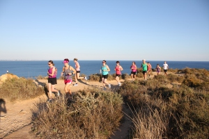Running the Algarve coast