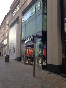 Asics Leeds